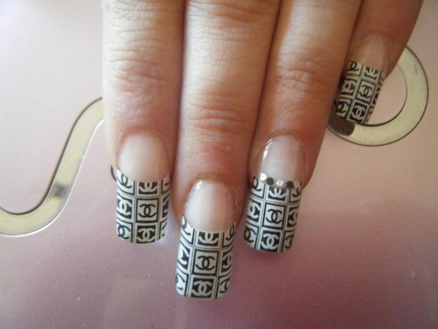 Como poner uñas acrilicas