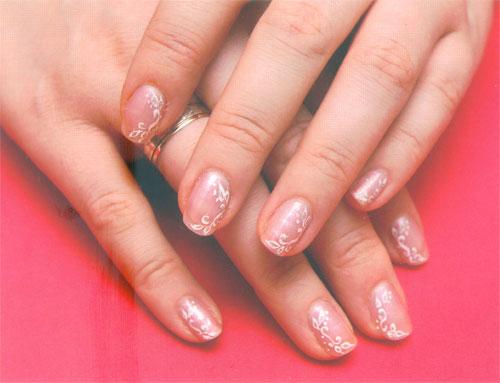 Calcomanias para uñas
